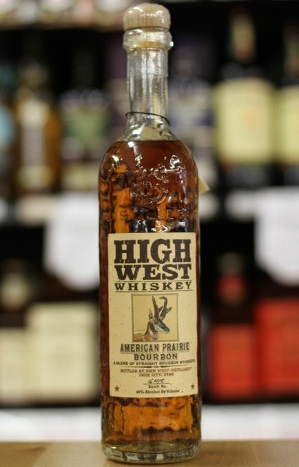 Image result for high west american prairie bourbon