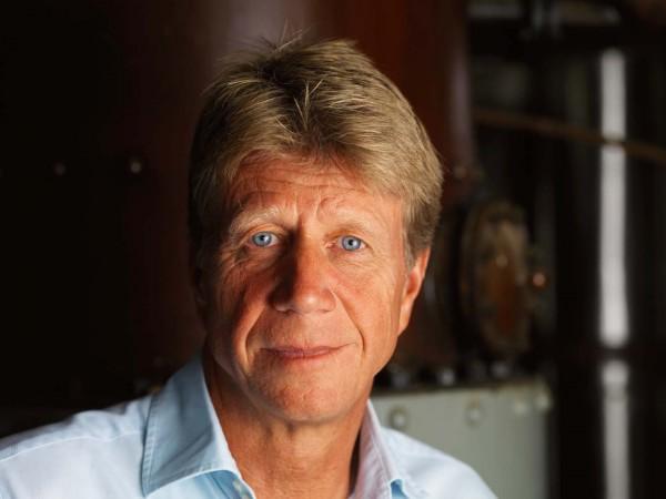 Krister Asplund, Elyx Master Distiller