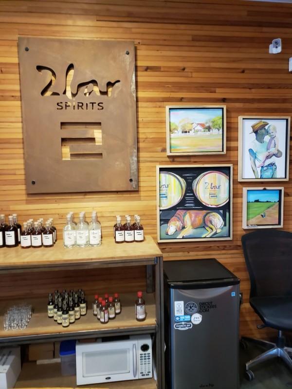 2Bar Distillery in Seattle