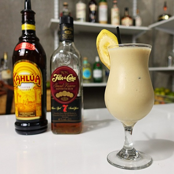How To Make A Dirty Banana : Rum : DrinkWire