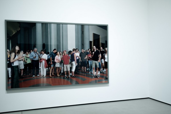 Thomas Struth - Audience 11 (Galleria Dell'Accademia), Florenz