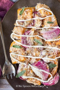 Rustic Butternut Squash & Red Onion Wedges-46