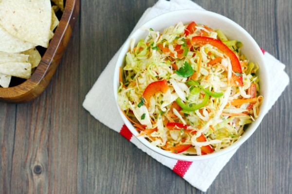 Mexican Coleslaw Image