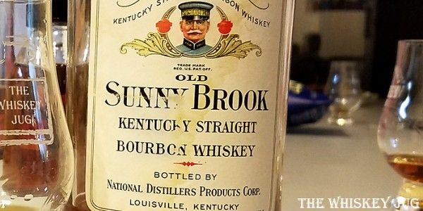 1941 Old Sunny Brook Label