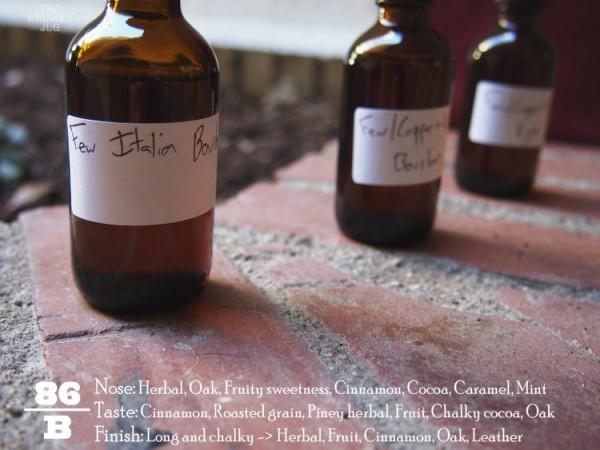 FEW Italia Bourbon Review