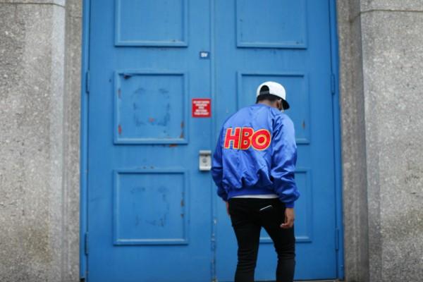 vintage hbo jacket