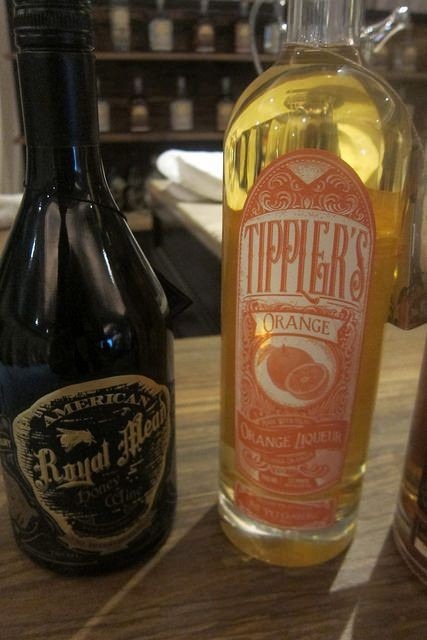 interesting products from St. Petersburg Distillery