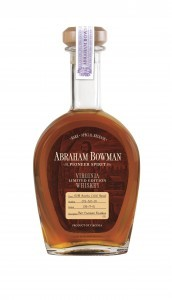 Abraham Bowman digitized HR Port Finished Bourbon 2013