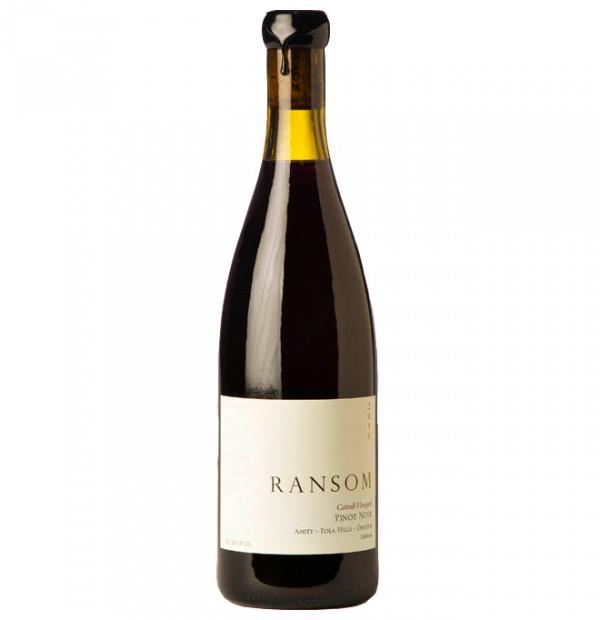 Ransom Cattrall Pinot Noir