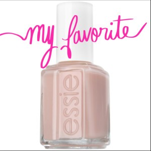 Ballet Slippers by Essie is my favorite neutral.