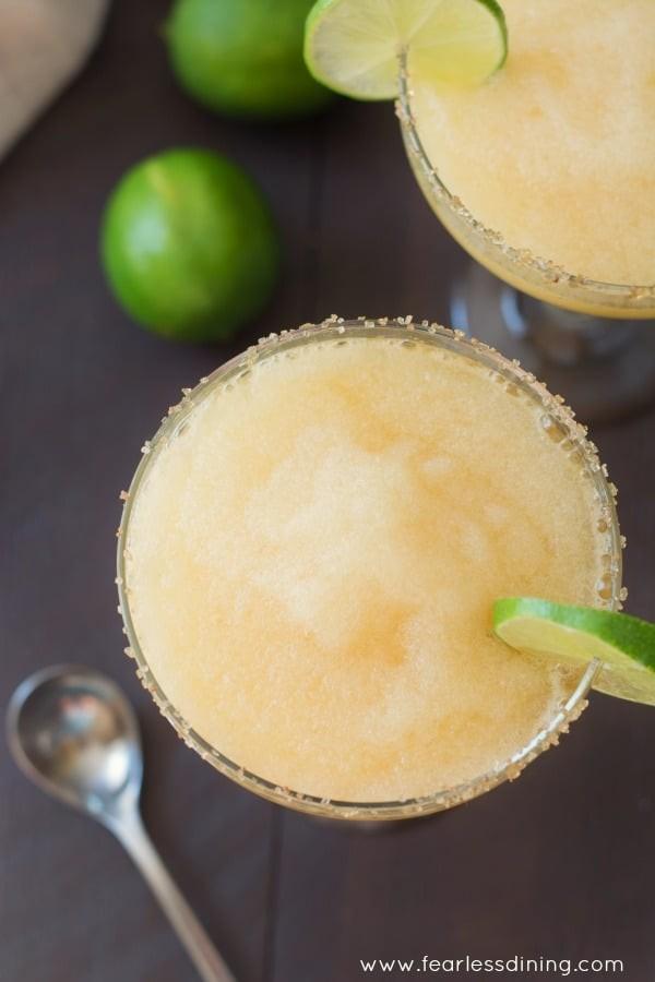 frozen-peach-margarita-with-ginger-sugar-top-1