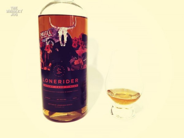 Lonerider Sherry Cask Finish Bourbon