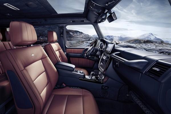 Mercedes Benz G-Class 2016 7
