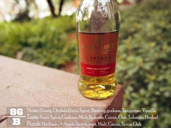 Glenmorangie Spios Review