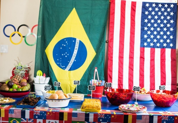 RIO OLYMPICS PULLED BEEF BRISKET BAR
