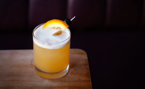 Image result for whiskey sour cocktail