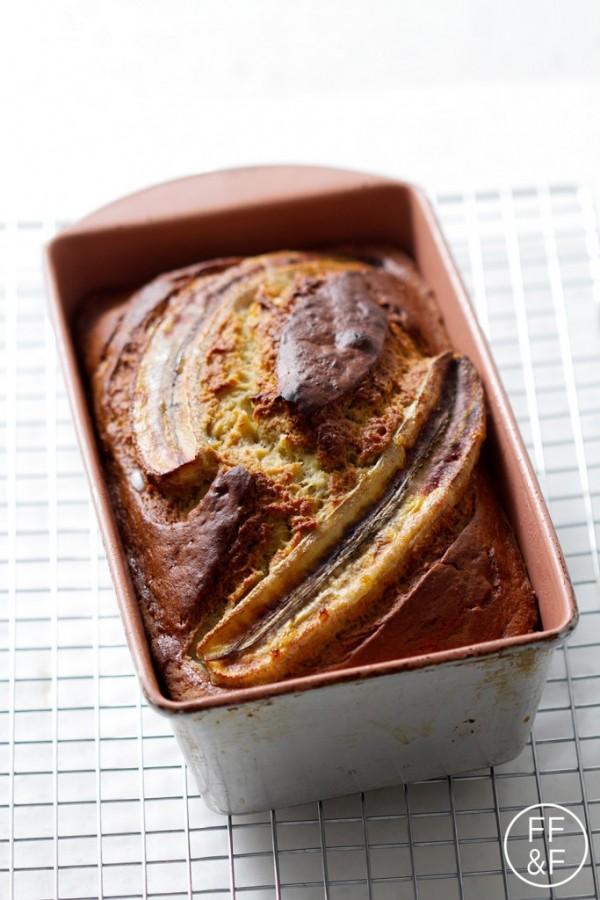 Epicurious Best Ever Banana Cake