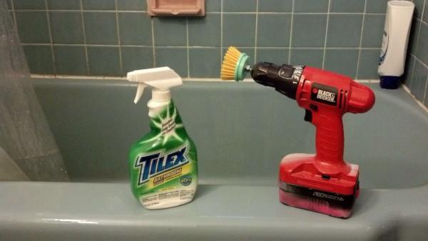 Never scrub another bathtub again.