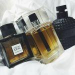 Guerlain L'Homme Ideal 100ml – €93 Christian Dior Dior Homme 150ml - €114 Valentino Uomo 100ml - €83