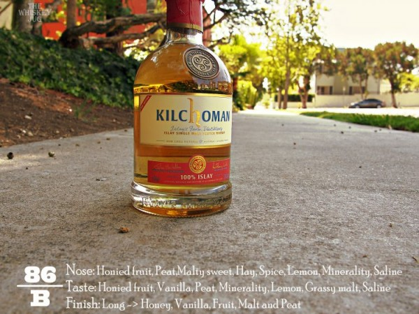 Kilchoman 100% Islay 3rd Edition Review