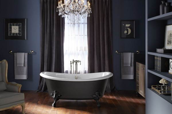 Artifacts freestanding bath    Artifacts bath filler    Inspired by turn-of-the-century charm, the Artifacts® bath is like a vintage treasure rediscovered for a look like no other in the bathroom.