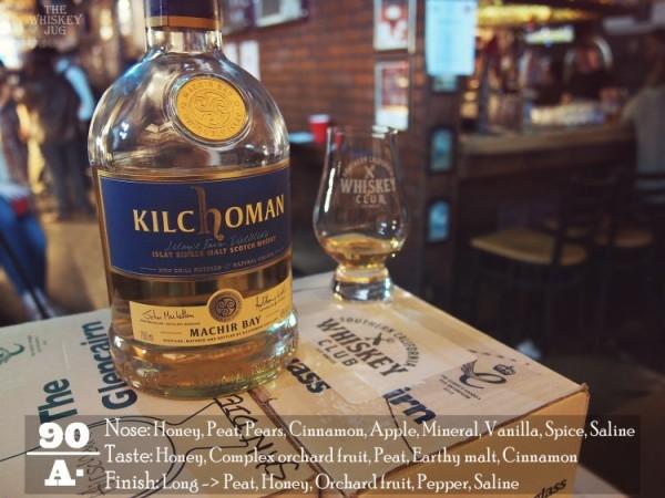 Kilchoman Machir Bay 2017 Review