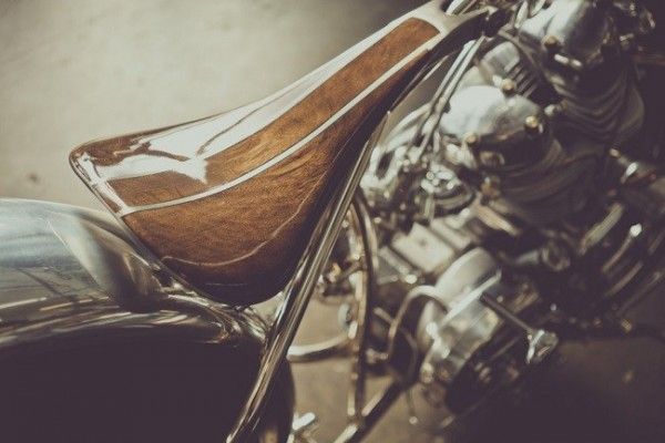 'The Musket' Motorcycle By Hazan Motorworks 6