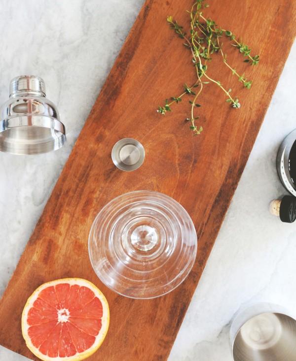Hendricks Gin Sage Grapefruit Cocktail 5