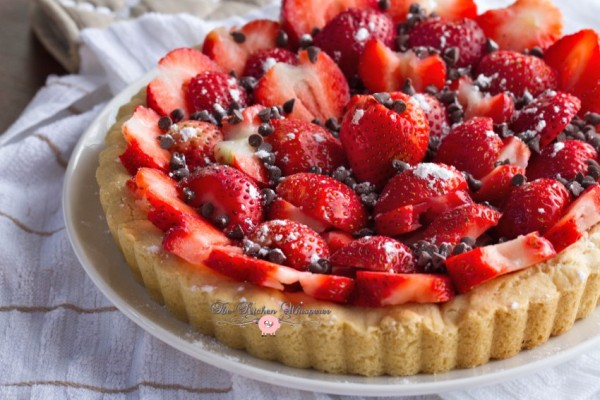 Cheesecake Berry Tart2