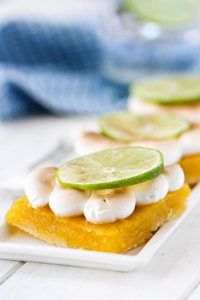 Key Lime Pie is one of my favorite desserts on earth, and with Spring ...