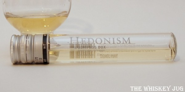 Compass Box Hedonism Label