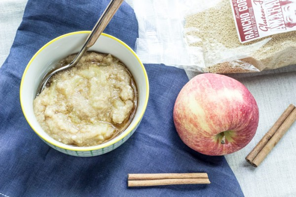 Amaranth porridge is warm and comforting, and so easy to make! Itâ ...