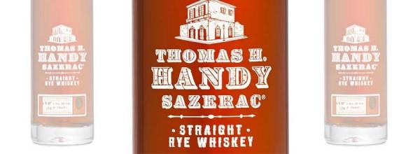 Thomas Handy Sazerac Rye Review Header