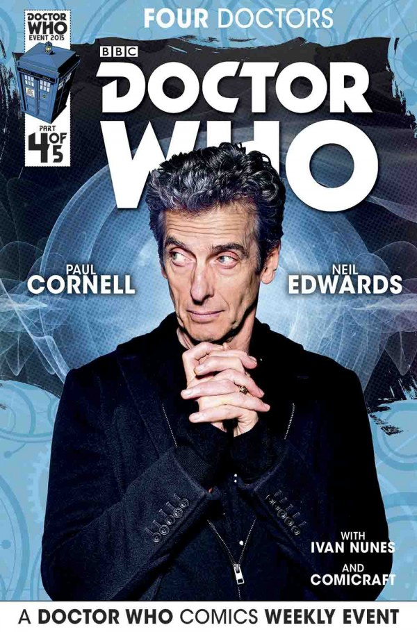 Doctor Who: Four Doctors #4 photo cover