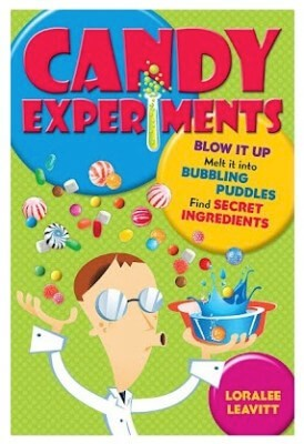 Get rid of your Halloween Candy with Candy Experiments on 100 Days of #RealFood