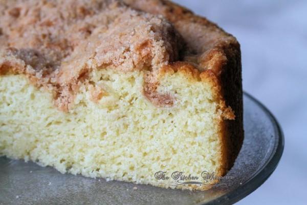 Epicurious Streusel Coffee Cake