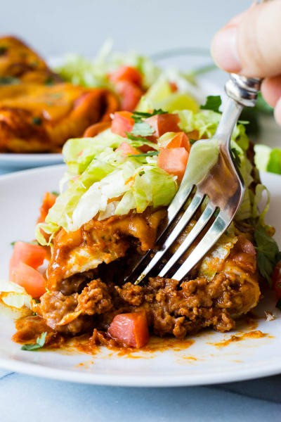 Smothered Burrito Pic