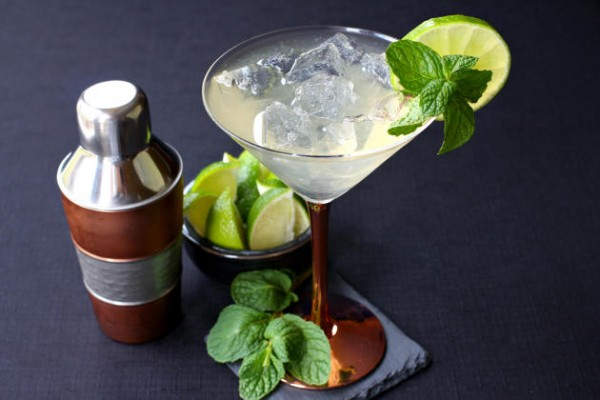 Moscow Mule Martini Photo