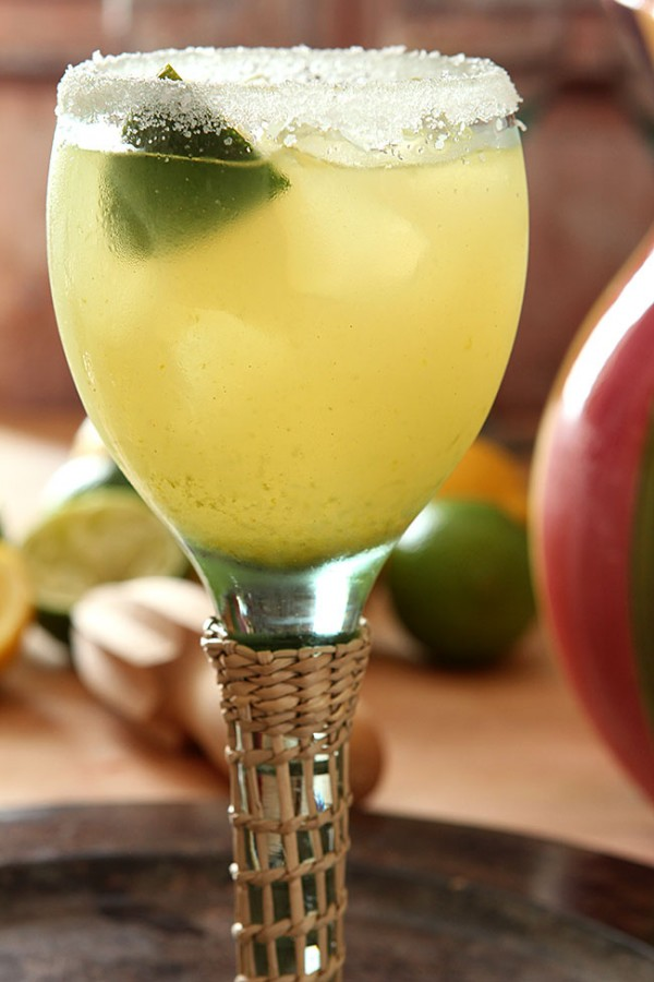 Best Fresh Margarita from @CreativCulinary
