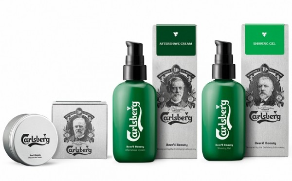 Carlsberg Extends Grooming Range to Support Movember