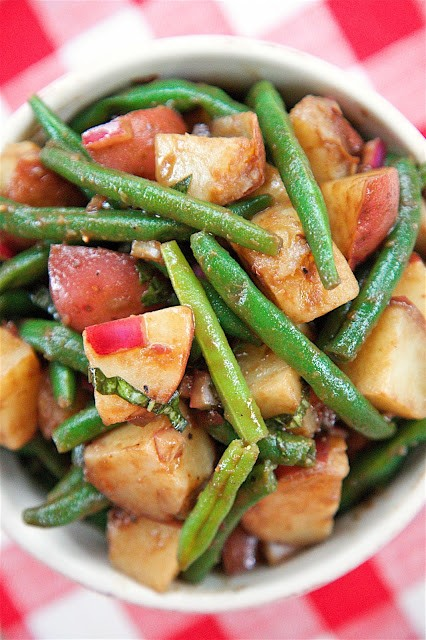 Green Bean and Potato Salad by Stephanie Parker ...