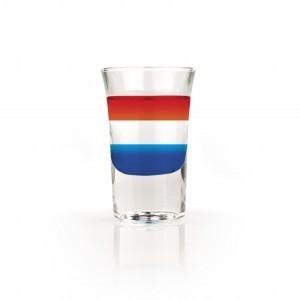 Malibu AmerFlag shot 300x300 4th of July Cocktail Recipes   2013