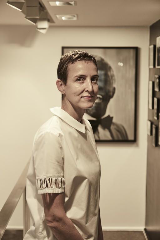 Sarah Andelman, co-founder of Colette   Photo: Fe Pinheiro for BoF
