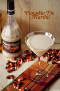 Pumpkin Pie Martini