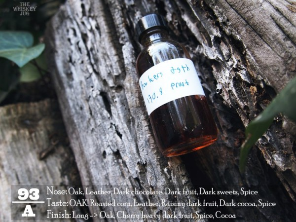 Booker's 25th Anniversary Bourbon Review