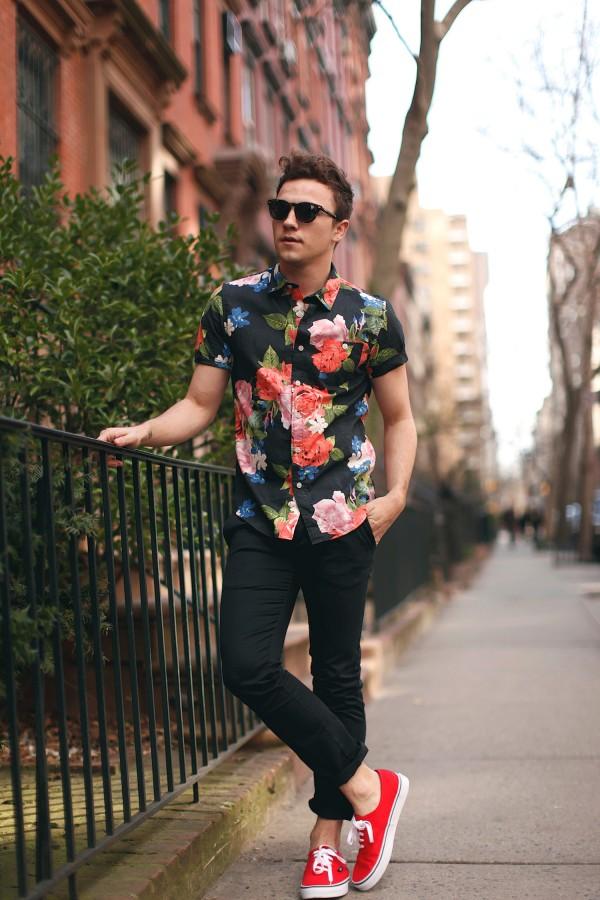 Scout Sixteen - Men's Floral Shirt