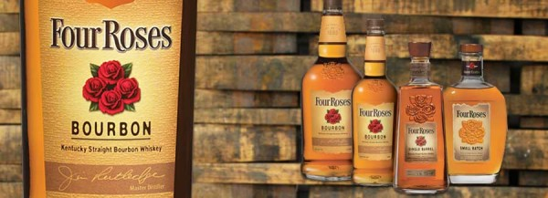Four Roses Yellow Label Review Header