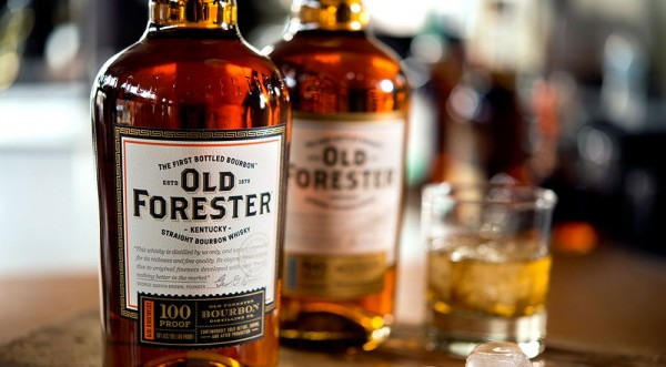 Image result for old forester bourbon
