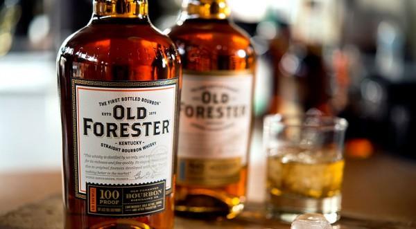 Image result for old forester bourbon