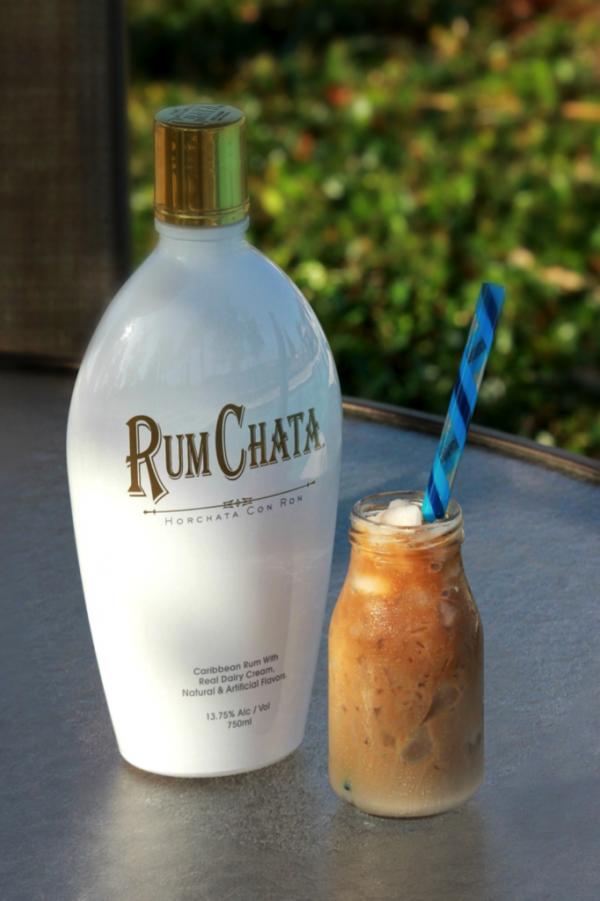 Rumchata Iced Cofee